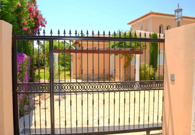 Chalet in Javea - Casa Vista Montaña Javea - 5084