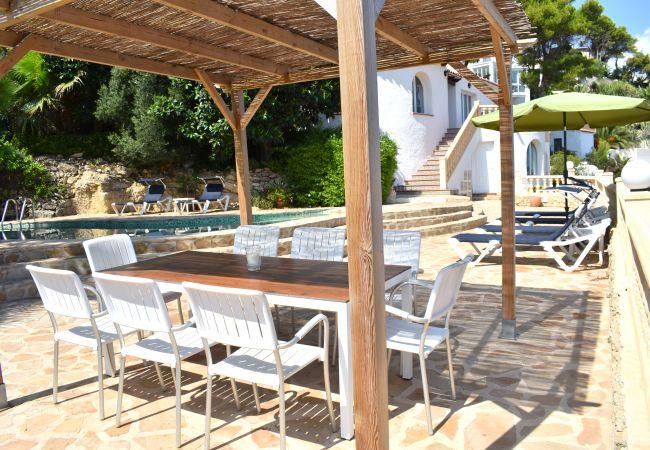 Chalet in Javea - Casa Kate 8p Javea - 5026-2