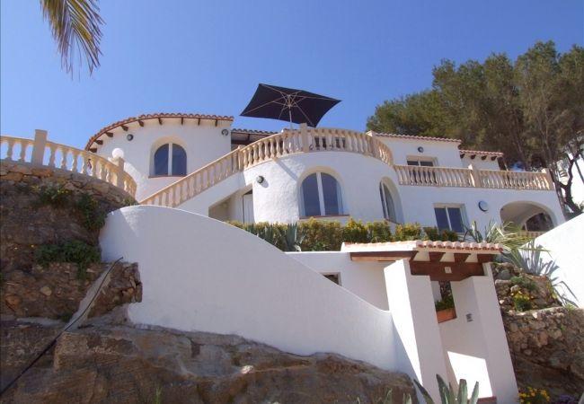 Chalet in Javea - Casa Kate 6p Javea - 5026-1